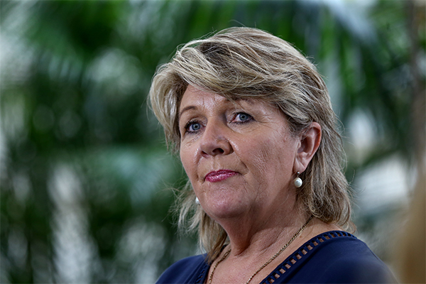 Article image for Bravehearts founder Hetty Johnston calls for royal commission into Family Court