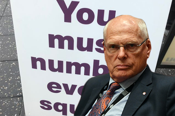 Jim Molan slams Labor's 'dirty trick'