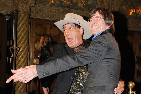 John Paul Young recalls the first time he met Molly Meldrum