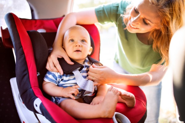 Most child restraints poorly fitted