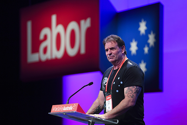 Article image for Anthony Albanese to expel CFMEU boss John Setka from Labor Party