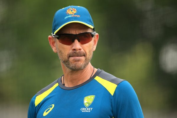 Article image for Justin Langer hits back at critics after Australia qualifies for World Cup semi-finals