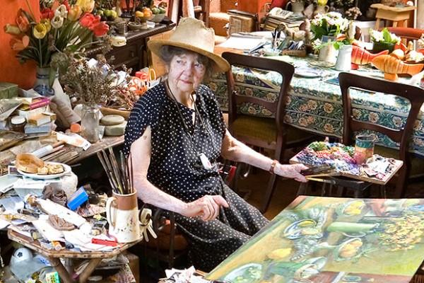 GoMA celebrates Margaret Olley's Brisbane links