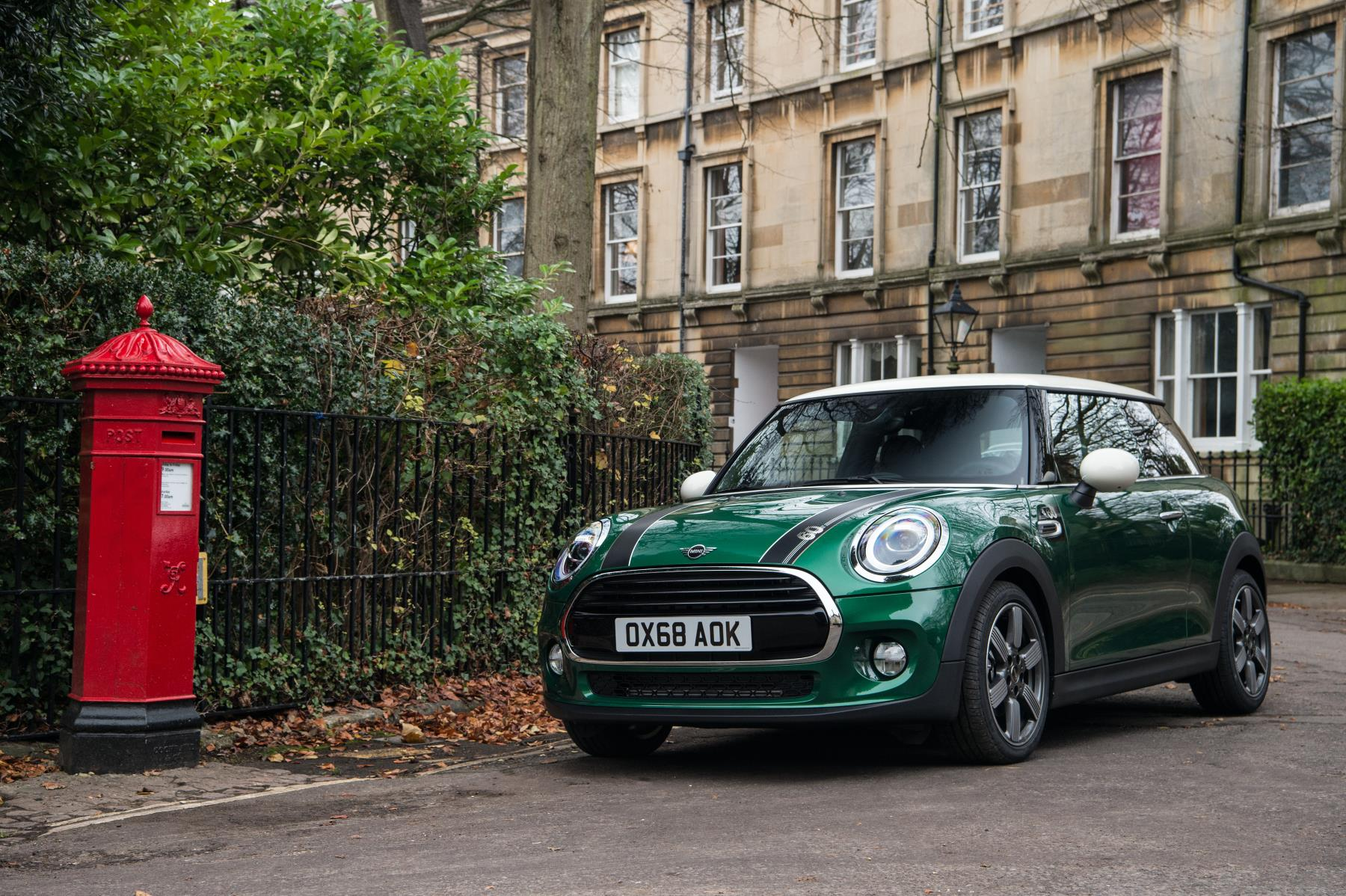 Mini's Cooper S 60 years edition  – limited edition model for the true believers