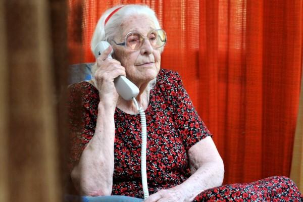 1.1 million Red Cross welfare calls