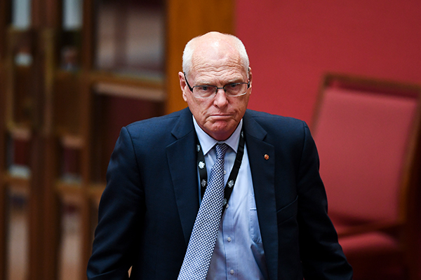 BREAKING | Jim Molan concedes defeat in the Senate