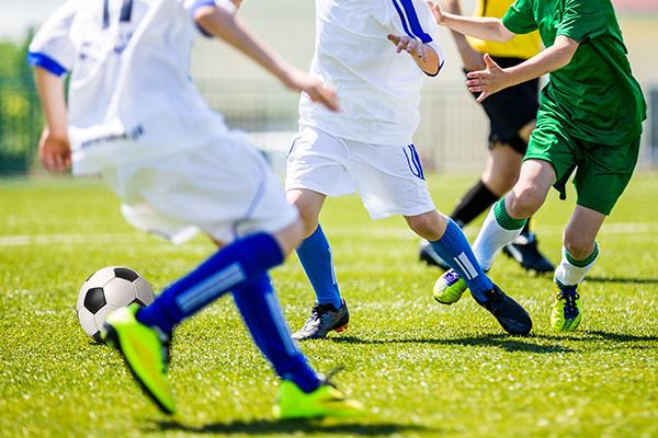 Article image for Football Association boss cracks down on violent behavior in junior soccer