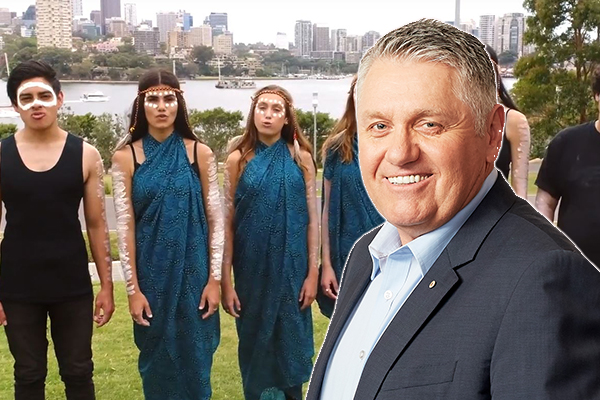Article image for 'Just beautiful': Ray Hadley's solution to the national anthem debate