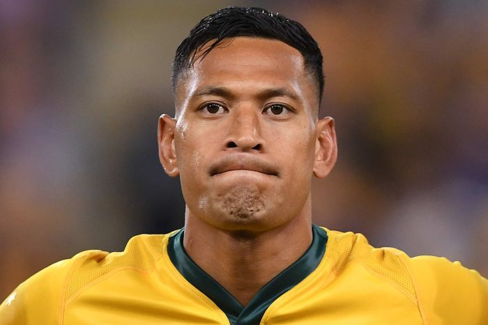 Do all Christians support Israel Folau?