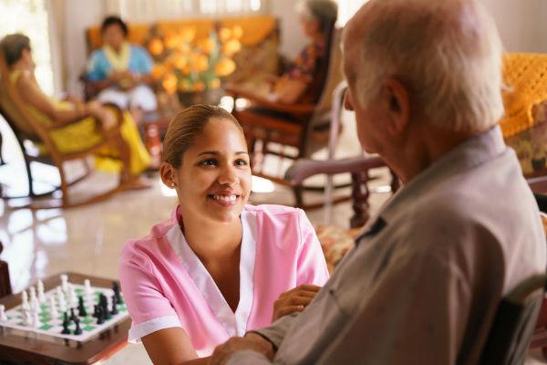Nurse-patient ratios for Qld Nursing Homes