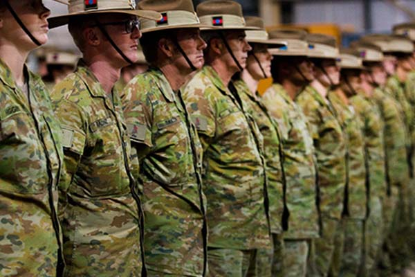 Article image for Soldier On CEO says a Royal Commission won't fix everything, but it's a start
