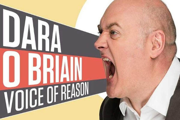 Dara Ó Briain is the Voice Of Reason