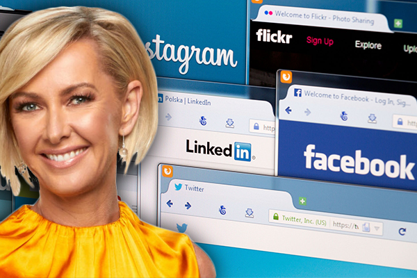 Article image for 'I'm flabbergasted': Deb Knight hits back at 'gutless' social media trolls