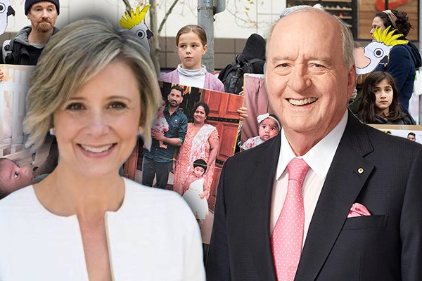 Alan Jones and Kristina Keneally join forces on a very important issue