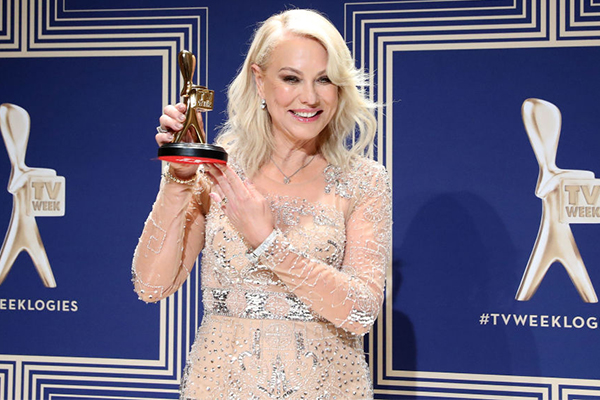 Article image for Kerri-Anne Kennerley calls for change to Logies after 'overreaction' to this year's winner
