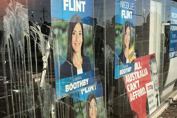 'Mask slips off the tolerant left': Rita Panahi slams GetUp abuse of Liberal candidate