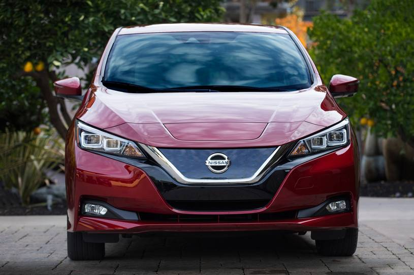 Nissan's latest generation Electric Leaf arrives at a price