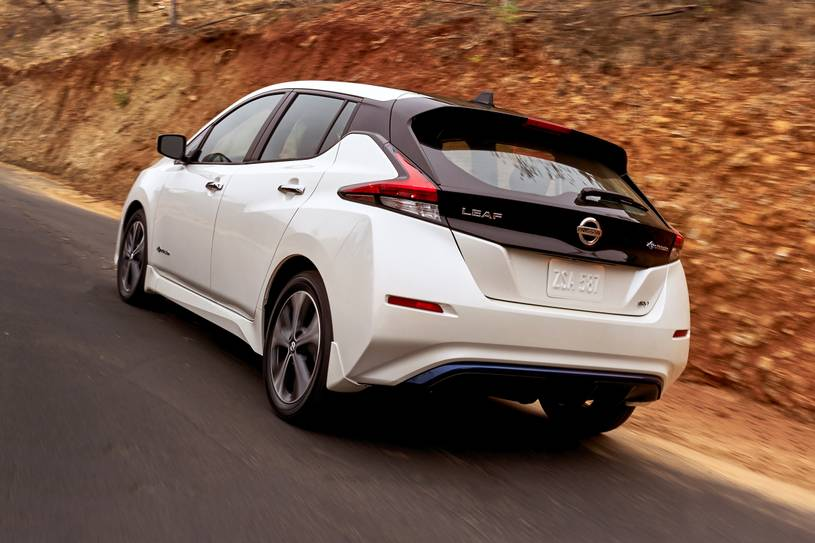 Nissan's new generation electric Leaf brings some interesting technology