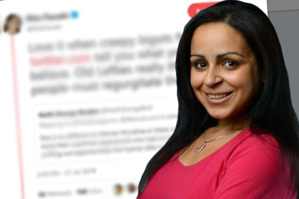 Article image for Rita Panahi hits out at 'hate-filled bigots' after Adam Goodes doco backlash