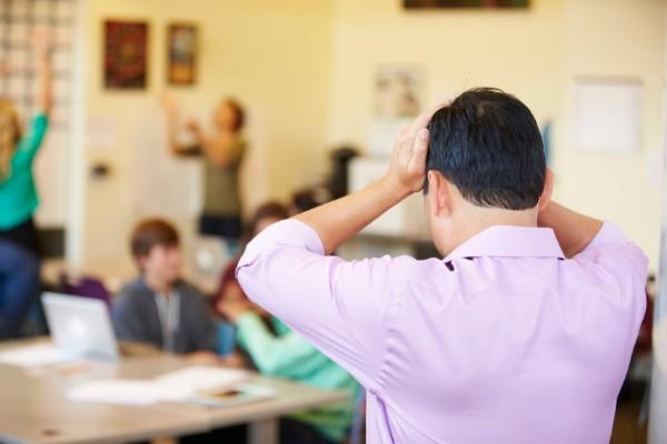 Failing grade for discipline in Qld schools