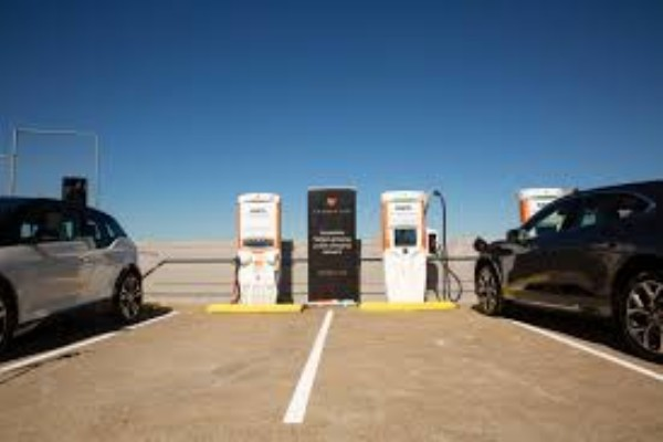 National charging network with five year