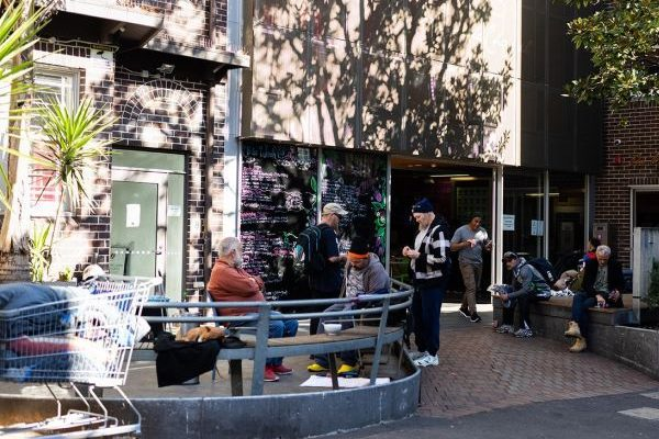 Head of homeless charity says Australia needs to take 'a real honest look' at itself