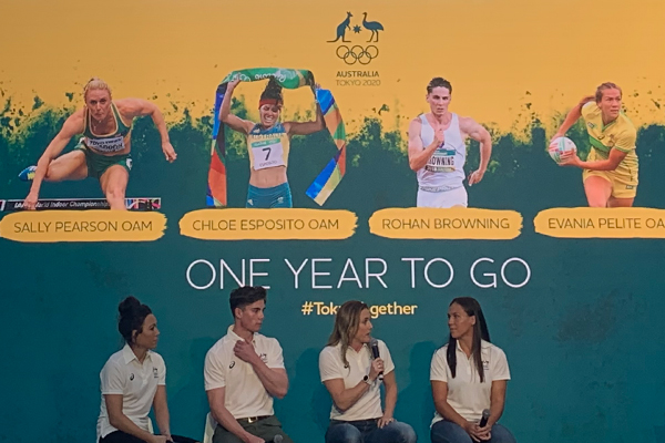 Article image for Tokyo 2020: Australia's plan is to have no plan
