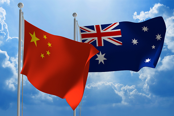 Article image for 'Their bark is worse than their bite': Australia should call China's bluff
