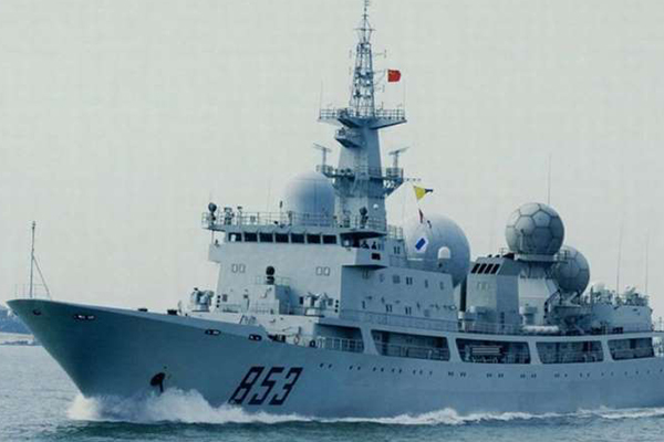 'Cold War behaviour': Chinese warship heading for Australian waters