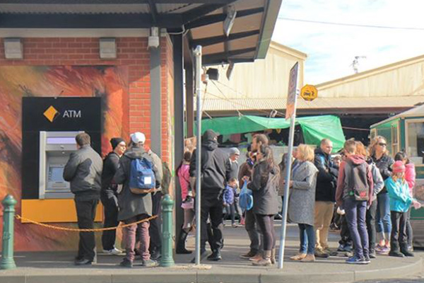 Article image for Nationwide Telstra outage takes out ATMs, EFTPOS