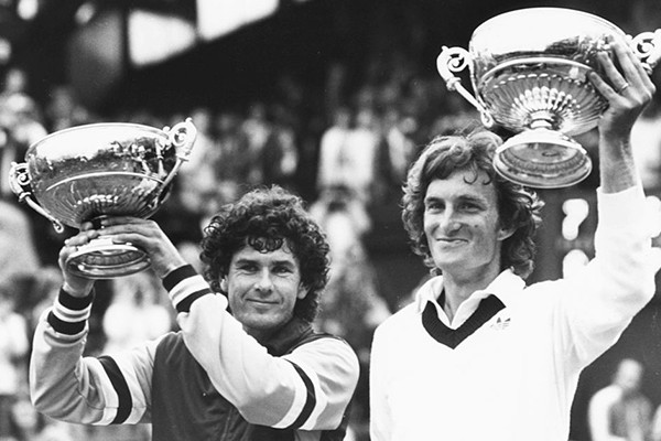 Article image for Remembering 'Macca': Tennis star Peter McNamara dies, aged 64