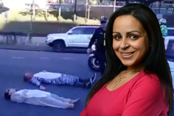 'It'll be character building': Rita Panahi's plan to stop superglue protesters