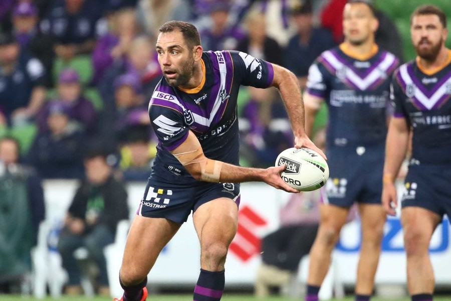 Bob Fulton pays tribute to Cameron Smith