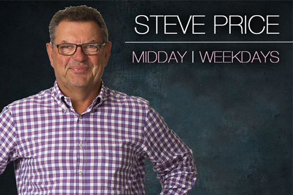 Article image for The Steve Price Show launches today!