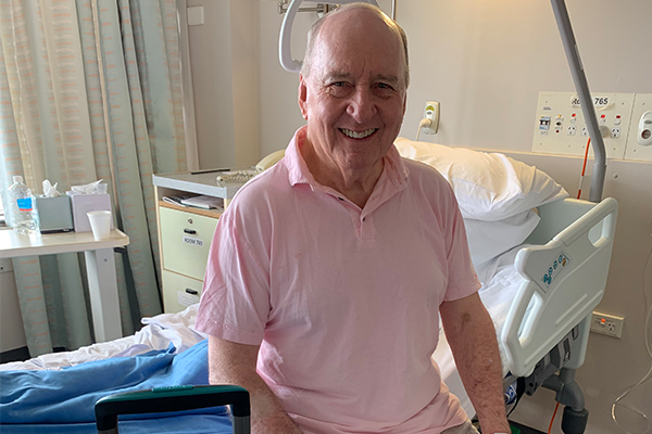 A message from Alan Jones on his health