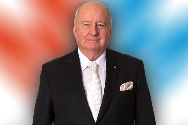 Article image for Alan Jones apologises to New Zealand Prime Minister
