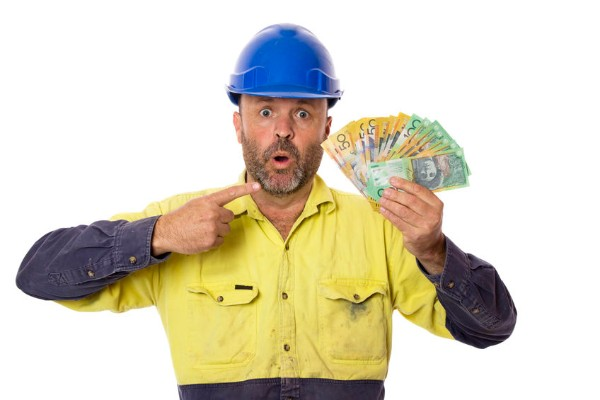Queensland pay packets going backwards