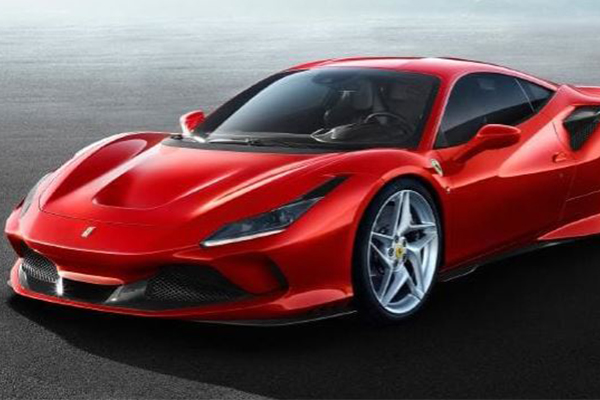 Article image for Ferrari launches one of the world's fastest cars