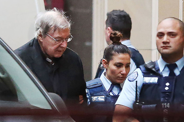 Article image for George Pell walks free from prison after appeal granted