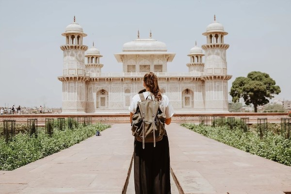 India, comfortable and safe
