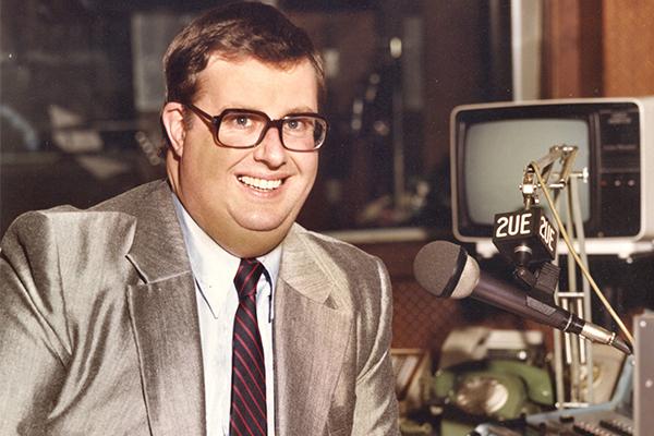 Article image for Radio legend Malcolm T Elliott dies, aged 73