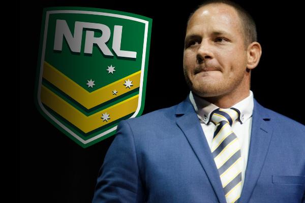 Article image for NRL star Matt Scott in hospital after suffering stroke