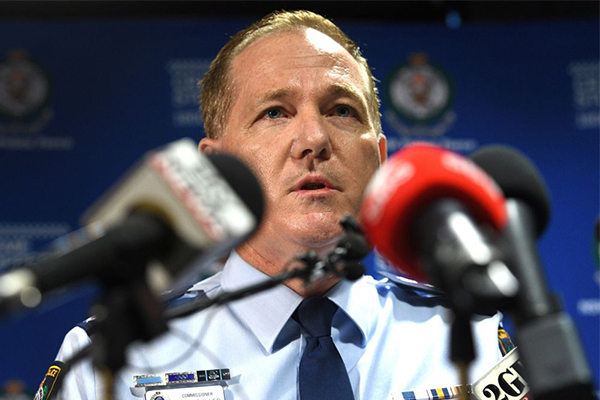 Article image for 'The key question is terrorism': Police Commissioner says CBD stabber has no link 'at this stage'