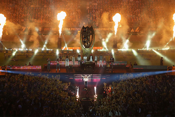 Article image for HIT OR MISS? NRL announces Grand Final entertainment