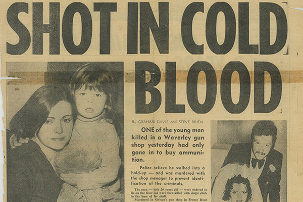 Article image for 'Cold-blooded' triple murderer granted parole