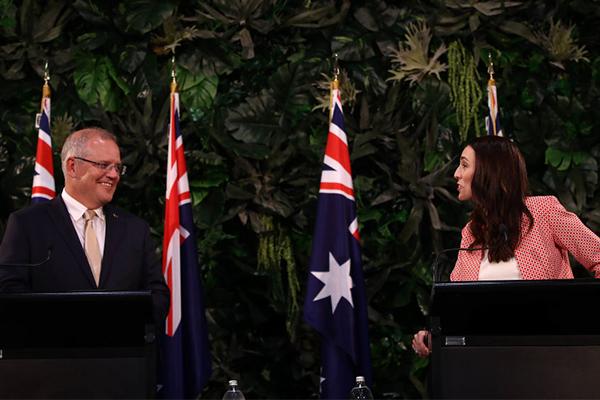 Article image for Alan Jones slams Jacinda Ardern's climate attack on Australia