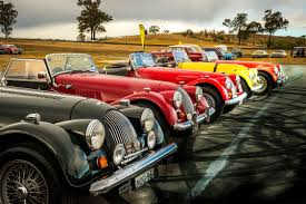 Shannons' Sydney Classic on Sunday at Eastern Creek– over 2,000 classics on display