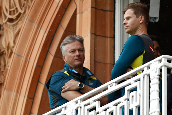 Article image for Steve Waugh reveals more about 'human computer' Steve Smith