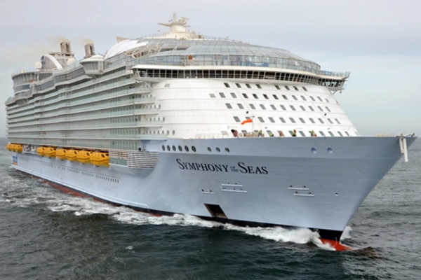 Australian man dead after falling overboard from cruise ship