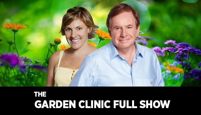 The Garden Clinic – Full show Sunday 1st November 2020